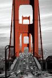 Golden Gate Bridge bij San Francisco Posters