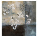 Spa Blossom II Posters by Laurie Maitland