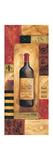 Chateau Vin Panel Premium Giclée-tryk af Gregory Gorham