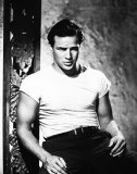 Marlon Brando Fotografia