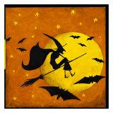 Witch Affiches par Dan Dipaolo