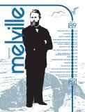 Herman Melville Kunstdruck von Christopher Rice