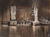 London Tower Bridge Kunstdrucke von Yuliya Volynets