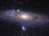 Andromedagalaxen Affischer av Stocktrek Images,