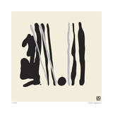 Global Art VI Reproduction procédé giclée par Ty Wilson