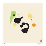 Global Art VII Reproduction procédé giclée par Ty Wilson