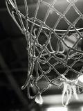 Gros plan sur un panier de basket-ball Affiches