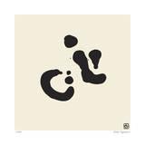 Global Art X Reproduction procédé giclée par Ty Wilson