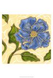 Annie Blue I Affiches par Karen Deans