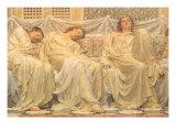 Dreamers, 1882 Giclee Print by Albert Joseph Moore