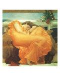 Flaming June, 1895 Gicléetryck av Frederick Leighton