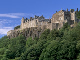 Stirling Castle, Stirling, Stirlingshire, Scotland, United Kingdom, Europe Photographic Print by Patrick Dieudonne