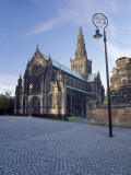 St. Mungo Cathedral Dating from the 15th Century, Glasgow, Scotland, United Kingdom, Europe Reproduction photographique par Patrick Dieudonne
