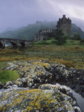 Eilean Donan Castle, Dornie, Highland Region, Scotland, United Kingdom, Europe Reproduction photographique par Patrick Dieudonne