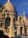 Sacre Coeur, Montmartre, Paris, France, Europe Photographic Print by Alain Evrard