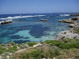 Rottnest Island, Perth, Western Australia, Australia, Pacific Fotografie-Druck von Ken Gillham