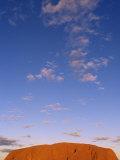 Ayers Rock, Uluru-Kata Tjuta National Park, Northern Territory, Australia, Pacific Photographic Print by Alain Evrard
