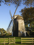 Gardiner Windmill, East Hampton, the Hamptons, Long Island, New York State, USA Photographic Print by Robert Harding
