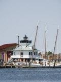 Chesapeake Bay Maritime Museum, Miles River, Chesapeake Bay Area, Maryland, USA Photographic Print by Robert Harding