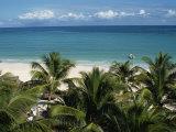 Hotel Maroma, South of Cancun, Yucatan, Mexico, North America Fotografisk trykk av Harding Robert