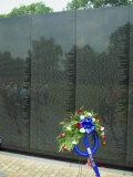 Vietnam War Memorial, Washington D.C., United States of America, North America Fotografisk trykk av Harding Robert