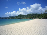 Grand Anse Beach, Grenada, Windward Islands, West Indies, Caribbean, Central America Fotografisk trykk av Harding Robert