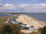 Mudeford Spit, a Sandbank, Christchurch Harbour, Dorset, England, United Kingdom, Europe Photographic Print by Rainford Roy
