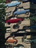 Long Term Parking, Arman 1982, Fondation Cartier at Jouy-En-Josas, Ile De France, France, Europe Photographic Print by Hart Kim