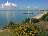 Bournemouth Pier, Poole Bay, Dorset, England, United Kingdom, Europe Reproduction photographique par Rainford Roy