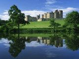 Alnwick Castle, Northumberland, England, United Kingdom, Europe Reproduction photographique par Rainford Roy