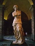 Venus De Milo, Musee Du Louvre, Paris, France, Europe Reproduction photographique par Rainford Roy