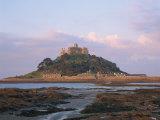 St. Michael's Mount, Cornwall, England, United Kingdom, Europe Reproduction photographique par Rainford Roy