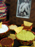 Sauces, Mexican Food, Mexico, North America Photographic Print by Tondini Nico
