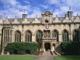 Oriel College, Oxford, Oxfordshire, England, United Kingdom, Europe Photographic Print by Rainford Roy