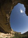 Mesa Verde, UNESCO World Heritage Site, Colorado, United States of America, North America Fotografie-Druck von Snell Michael