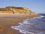 Hengistbury Head and Beach, Dorset, England, United Kingdom, Europe Reproduction photographique par Rainford Roy