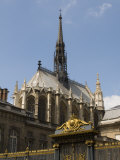 Sainte-Chapelle, Ile De La Cite, Paris, France, Europe Photographic Print by Pitamitz Sergio