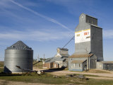 Farm, Oelrichs, South Dakota, United States of America, North America Photographic Print by Pitamitz Sergio