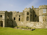Carew Castle, Near Pembroke, Pembrokeshire, Wales, United Kingdom, Europe Photographic Print by Richardson Rolf