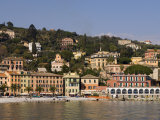 Santa Margherita Ligure, Riviera Di Levante, Liguria, Italy, Europe Photographic Print by Pitamitz Sergio