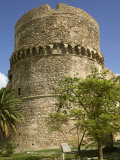 Castle, Reggio Calabria, Calabria, Italy, Europe Photographic Print by Richardson Rolf