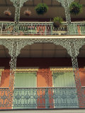 French Quarter of New Orleans, Louisiana, USA Reproduction photographique par Alison Wright