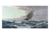 Gloria de los mares Lámina giclée prémium por Montague Dawson