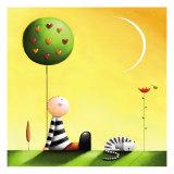 Dreaming Lámina giclée prémium por Jo Parry