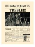 The Treble Impressão giclée premium por  The Vintage Collection