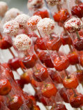 Candy Apples, Kunming, Yunnan, China Photographic Print by Porteous Rod