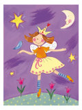 Fairyland IV Premium Giclee Print by Sophie Harding