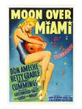 Moon over Miami, Betty Grable, 1941 写真