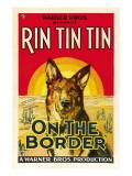On the Border, Rin Tin Tin, 1930 Fotografía