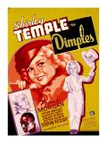 Dimples, 1936 写真